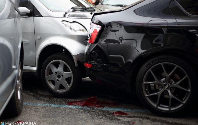 В Донецкой области столкнулись автомобили, есть жертвы и пострадавшие