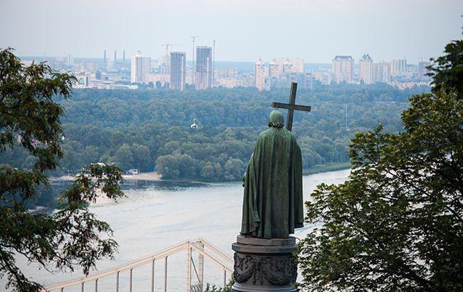 ВКиеве начался крестный ход УПЦ (МП) вчесть Дня крещения Руси