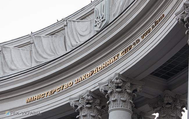 МЗС України засуджує Росію через репресії проти Панова та Балуха