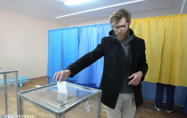 ЦВК почав публікувати дані про явку виборців на 16:00