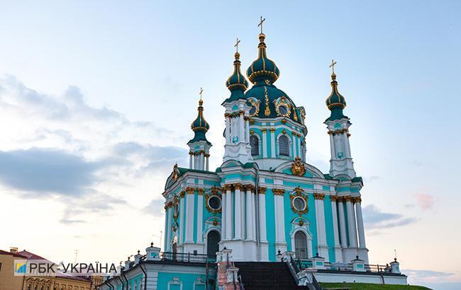 Реконструкцию Андреевской церкви в Киеве ускорят, - АПУ