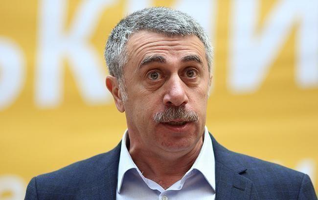 Комаровский рассказал об очень эффективном дезинфекторе вместо мыла