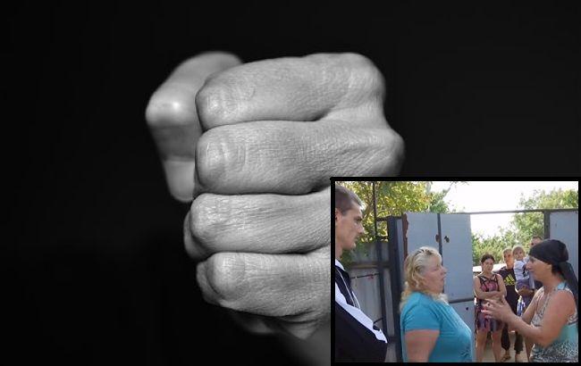 Сусід забив насмерть батька 8 дітей: подробиці НП під Херсоном (відео)