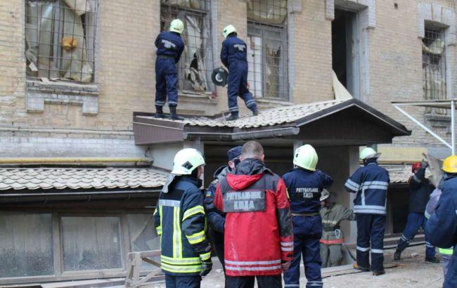 З-під завалів будинку в Києві витягли п