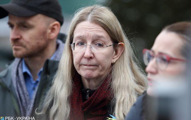 ДБР почне розслідування проти Супрун за втручання у діяльність суду