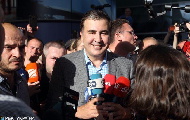 Саакашвили назвал условия возможного объединения с УДАРом