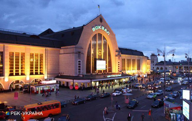 Центральний вокзал Києва відновив роботу