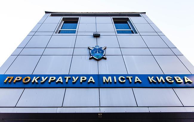 Суд отправил под арест 2-х  задержанных совзрывчаткой вКиеве мужчин