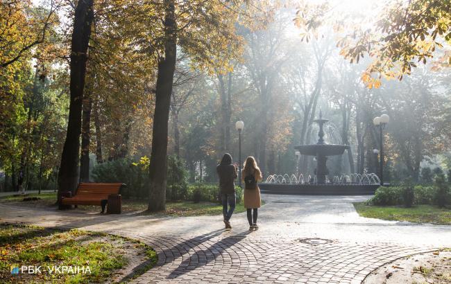 Солнечно и тепло: синоптик дала прогноз на 12 октября