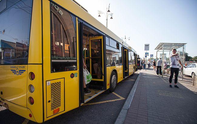 Фото: тролейбус (РБК-Україна)