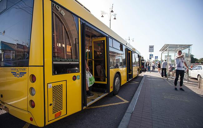 УЖитомирі підлітки побили водія тролейбуса