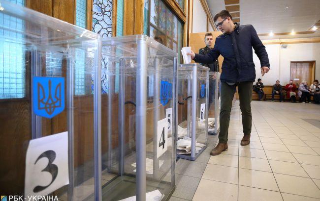 У рейтингу партій перед виборами відбулися зміни