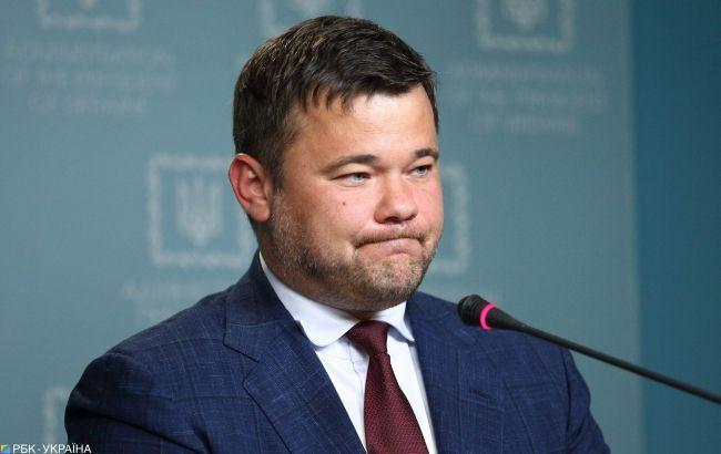 В ОП сделали заявление после отставки Богдана