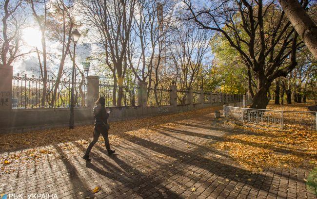 Укргідрометцентр спрогнозував погоду у жовтні