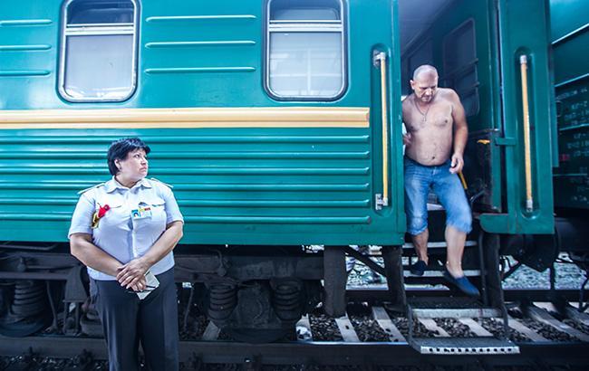 Фото: Поезд (РБК-УКраина)
