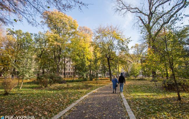 В Украине в течение осени синоптики зафиксировали 8 температурных рекордов
