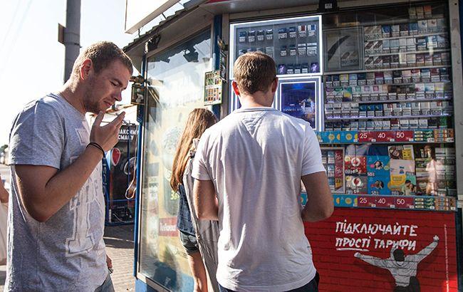 В Україні може зрости нелегальний ринок сигарет