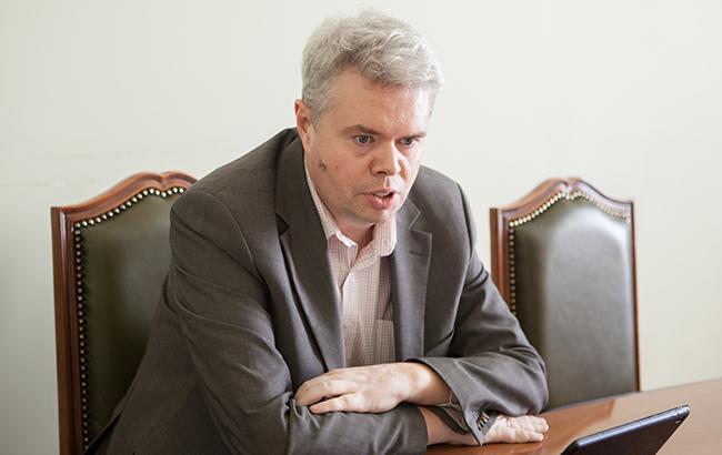 Фото: Дмитрий Сологуб (пресс-служба НБУ)