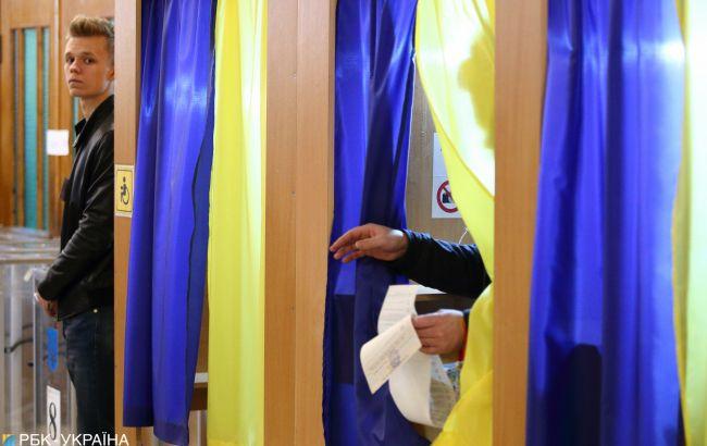 В Раду проходят пять партий