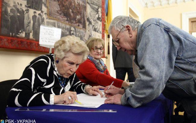 Место голосования на выборах в Верховную Раду изменили более 233 тысяч граждан