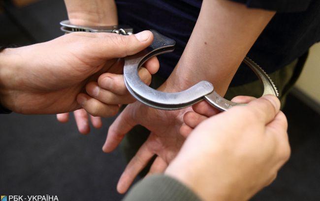 В Тернопольской обл. на взятке задержали полицейского