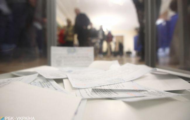 В Закарпатській області до підрахунку голосів долучилася одна із кандидатів