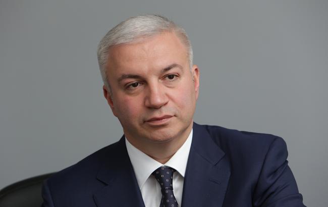 Фото: глава Аграрного фонда Андрей Радченко (пресс-служба Аграрного фонда)