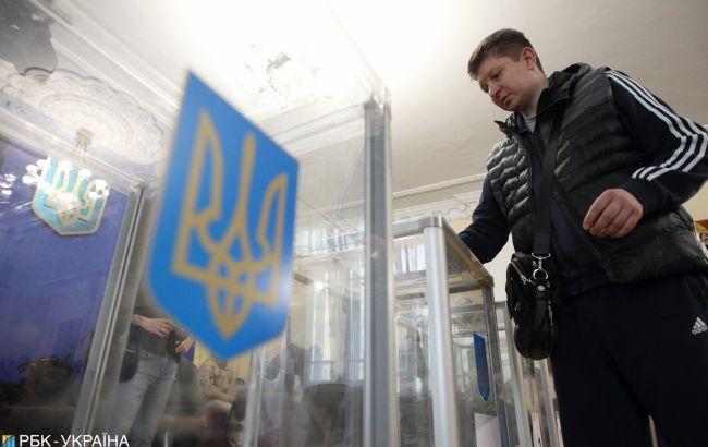 ЦВК оголосила дані щодо явки на місцевих виборах-2020