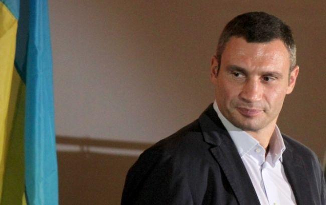 Кличко лідирує на виборах мера Києва за результатами обробки 66% протоколів