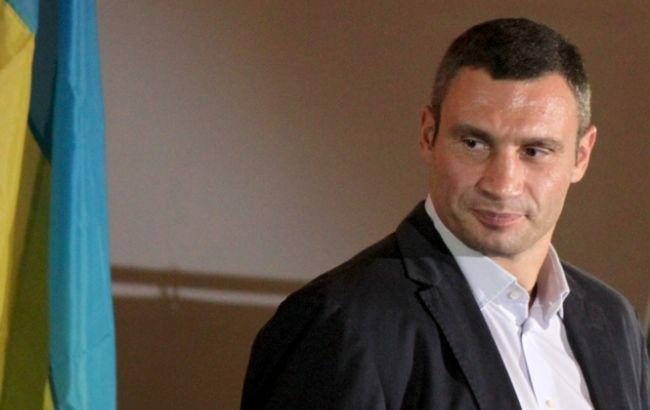 Кличко победил на выборах мэра Киеве по результатам обработки 100% протоколов