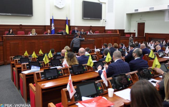 Киеврада поддержала расторжение договора с застройщиком на Осокорках