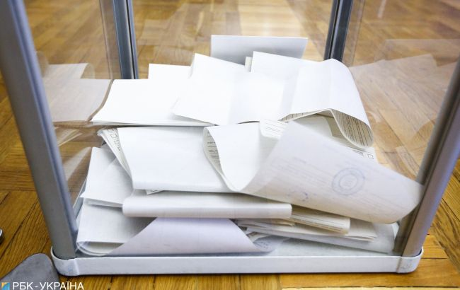 ЦВК продовжив встановлення результатів виборів на 210 окрузі