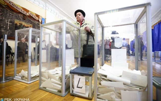 """У Черкаській області в міську та обласну ради лідирує """"За майбутнє"""", - опитування"""