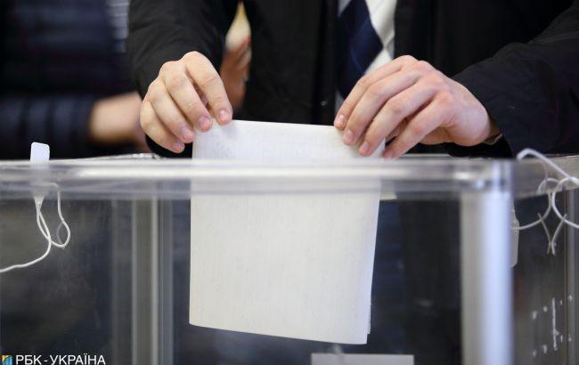 В Донецкой области спецучасток на 35 избирателей отправили на пересчет