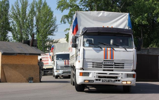 Россия отправит в ноябре еще три гумконвоя на Донбасс
