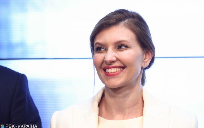 В Офисе президента рассказали о состоянии жены Зеленского