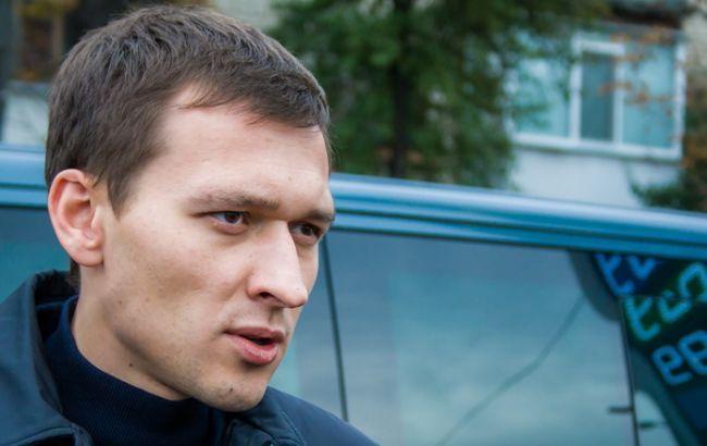 "Фото: в.о. голови ""Укравтодору"" Євген Барах"