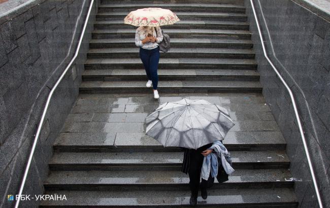 """""""Буде порівну"""": синоптик уточнила прогноз погоди на вихідні"""