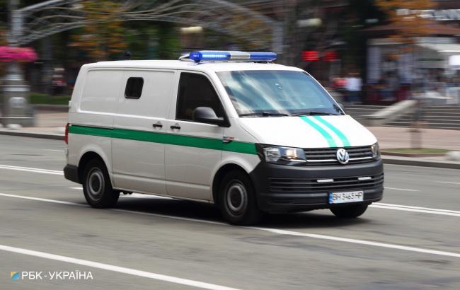 Напад на інкасаторів в Ірпені - зловмисники вкрали 1,8 млн грн