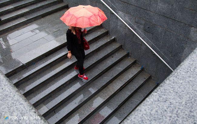 Погода на сегодня: в Украине дожди, температура до +15