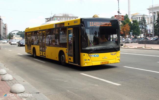 Проїзд в міському транспорті Києва подорожчав до 8 гривень