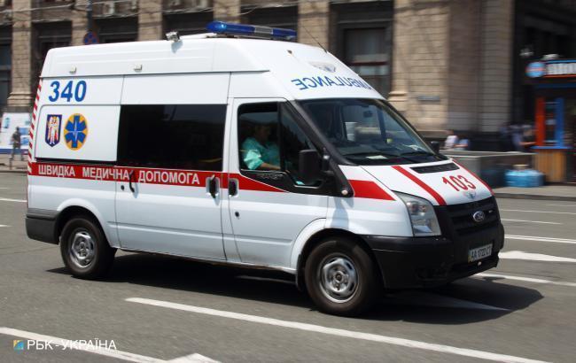 Иллюстративное фото: Скорая помощь (РБК-Украина)