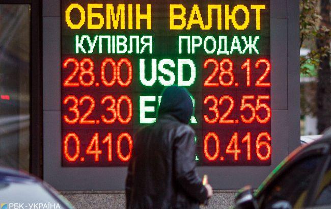 НБУ прогнозирует курсовую коррекцию в случае прекращения сотрудничества с МВФ