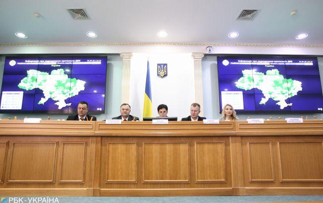 ЦВК затвердила форму і текст бюлетеня на виборах в Раду