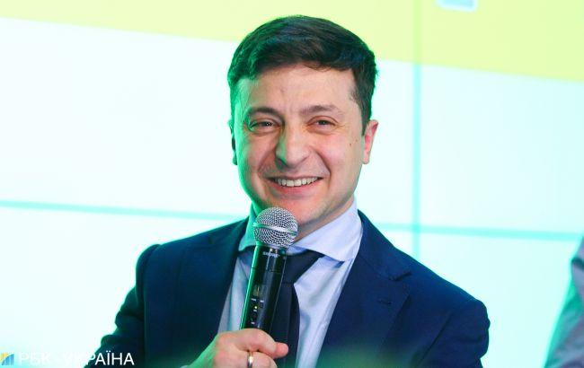 Зеленський назвав дату дебатів з Порошенком