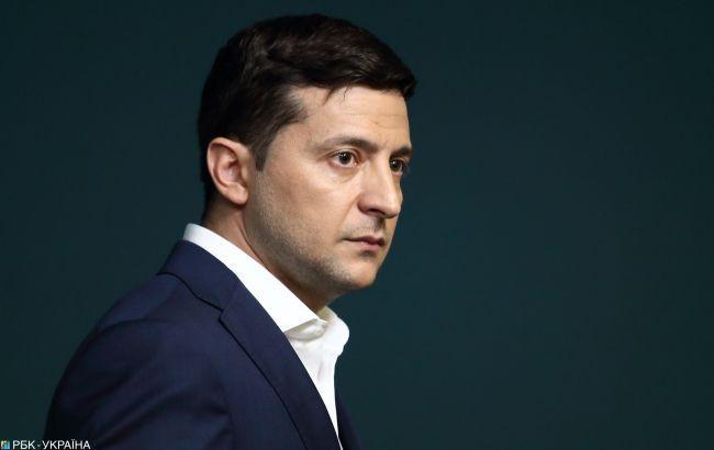 Зеленський зустрівся з главами парламентських фракцій