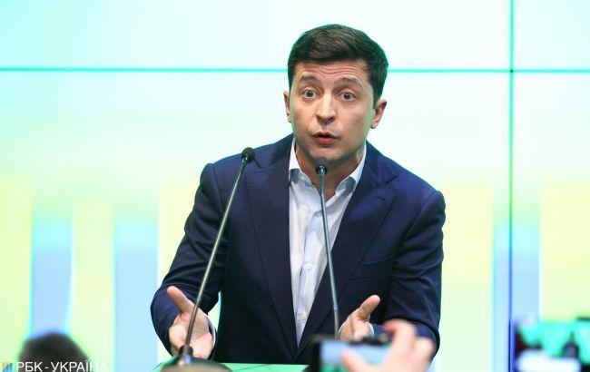 Зеленский прокомментировал отказ нардепов рассматривать законопроект о выборах