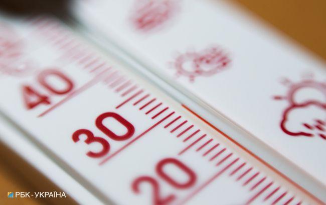В Киеве зафиксировали очередной температурный рекорд