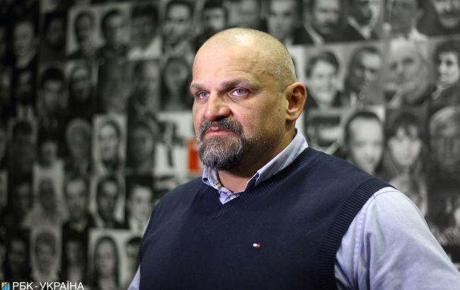"""Спортсмен Вирастюк будет баллотироваться в Раду от """"Слуги народа"""""""