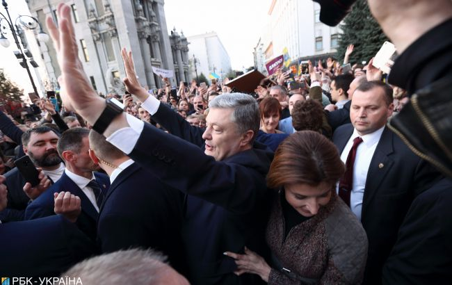 Порошенко обратился к украинцам: мы рождены, чтобы быть свободными